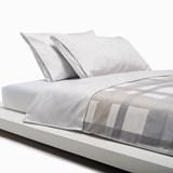 whisper lençol de baixo ajustável 160x200