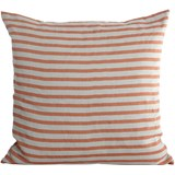 Stripe pillowcase