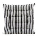 House Doctor Stripe by stripe seat cushion