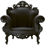proust black armchair