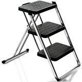 nuovastep folding step ladder