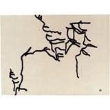 Dibujo tinta 1957 rug 178 x 240