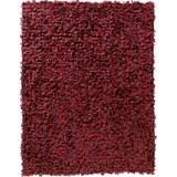 little fields of flowers rug red - 170 x 240
