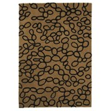 ovo rug brown - 200 x 300