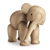 Wooden figures elephant