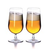 set of 2 beer glasses 50cl