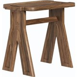 WeWood Multi stool in walnut