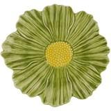 maria flor cosmos conjunto de 4 pratos de sobremesa