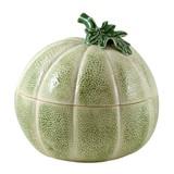 Bordallo Pinheiro Melon tureen