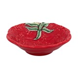 Tomato set of 4 bowls