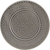 rua nova set of 4 fruit plates anthracite