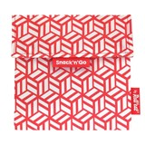 snack'n'go snack bag tiles red