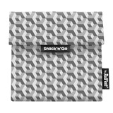 snack'n'go snack bag tiles black