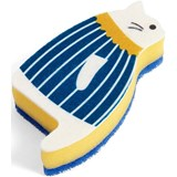 cat set of 2 kitchen sponges
