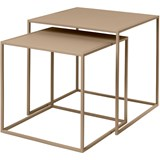 Blomus Fera set of 2 coffee tables nomad