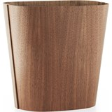 tales of wood walnut office bin