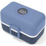 mb tresor kids bento box blue infinity