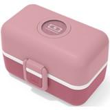 Monbento Mb tresor kids bento box pink blush