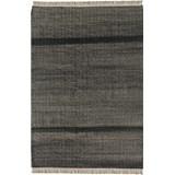 tres outdoor textures rug negro - 170x240