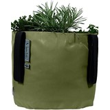 the green bag s olive green