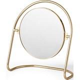 nimbus espelho de mesa latão