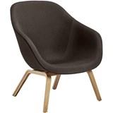 Hay Aal 83 lounge chair divina melange 260