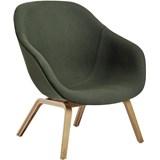 Hay Aal 83 lounge chair steelcut 975