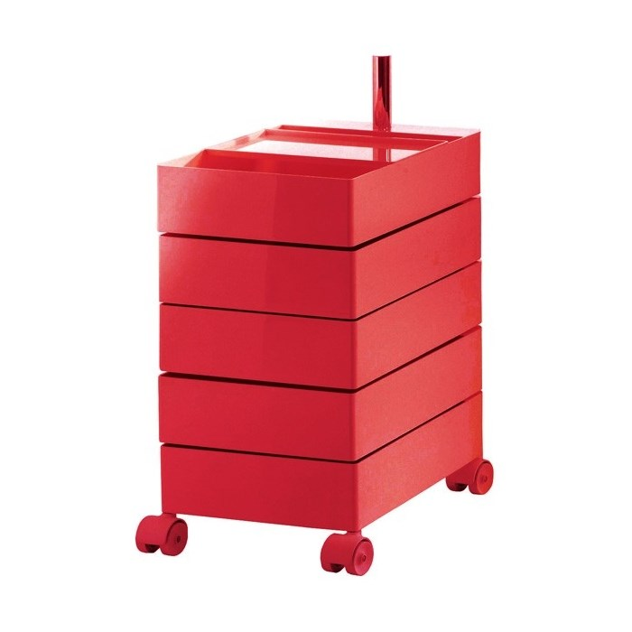 Magis 360 container drawer unit for Magis 360 container