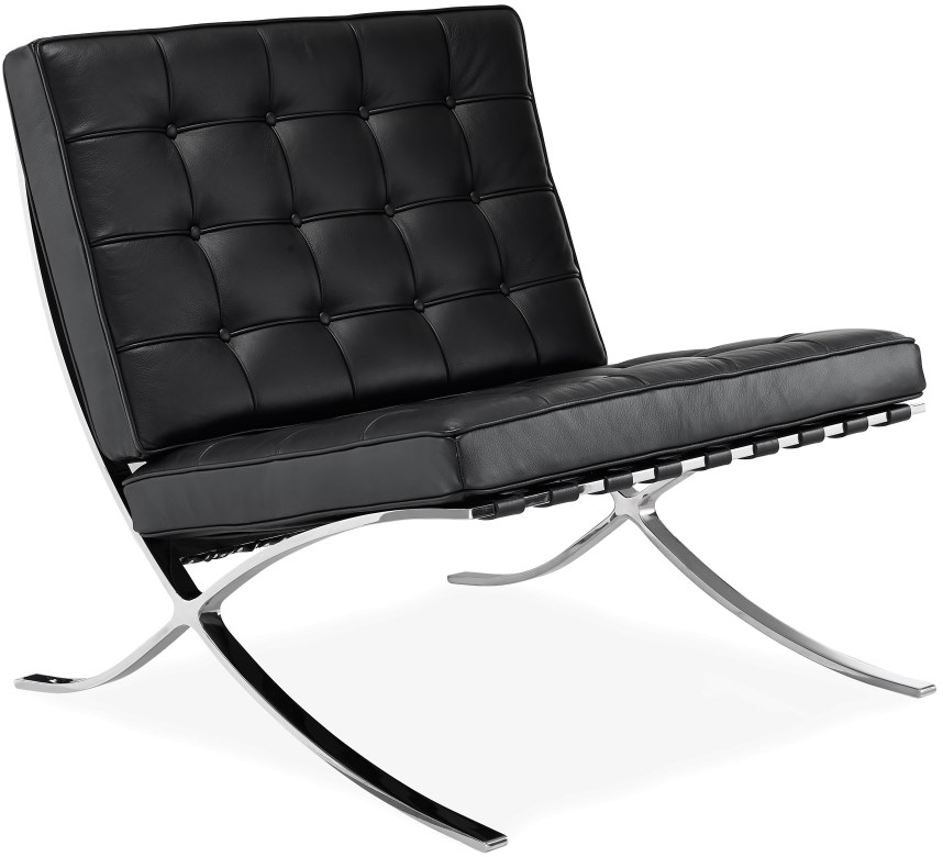 Prospettive Mies Van Der Rohe Barcelona Chair