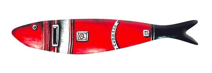 bordallo pinheiro sardinha correio