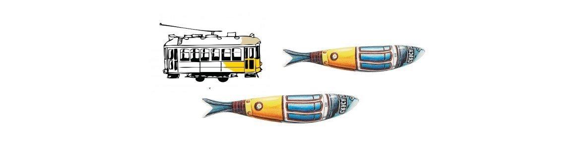 bordallo pinheiro sardinhas electrica 28