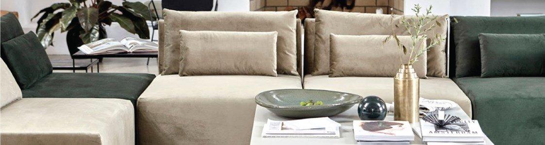 box sofa individual