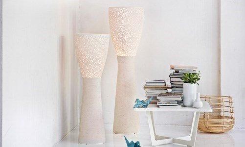 caneline light up candeeiro