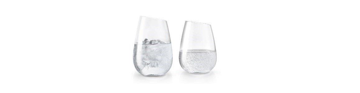 copos vinho ou agua en