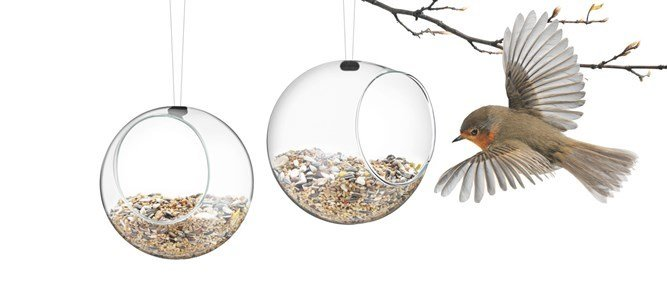 eva solo bird feeder mini