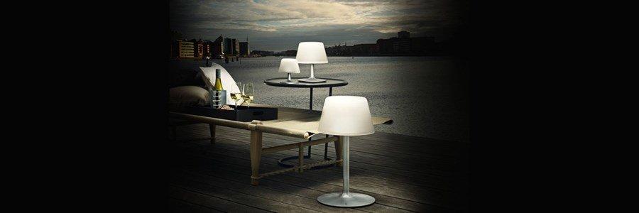 eva solo sunlight lounge candeeiro mesa