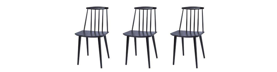 fdb cadeira preta en