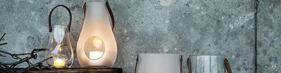 holmegaard design with light