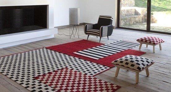 nanimarquina melage pattern 4