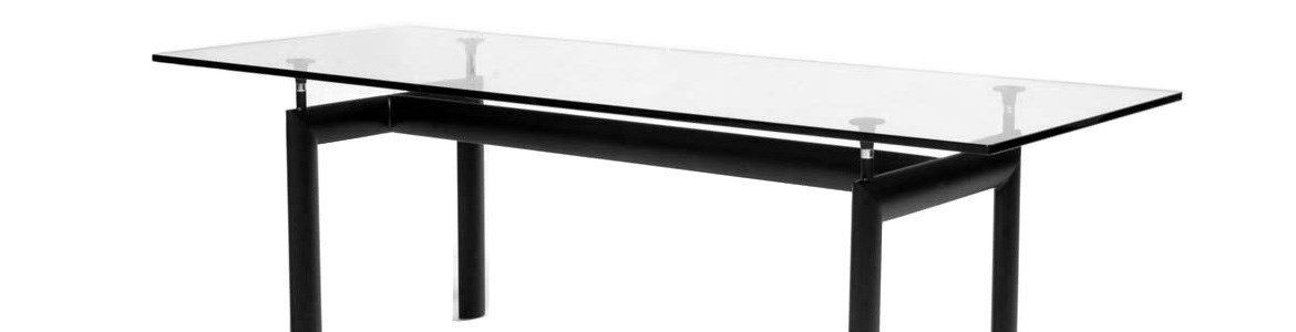 prospettive corbusier lc6 table