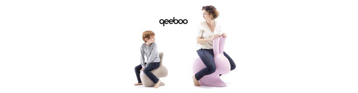 qeeboo stefano giovannoni rabbit chair cadeira en