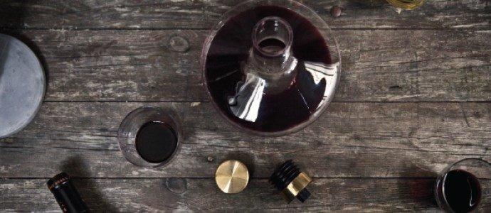 wine breather deluxe decanter en