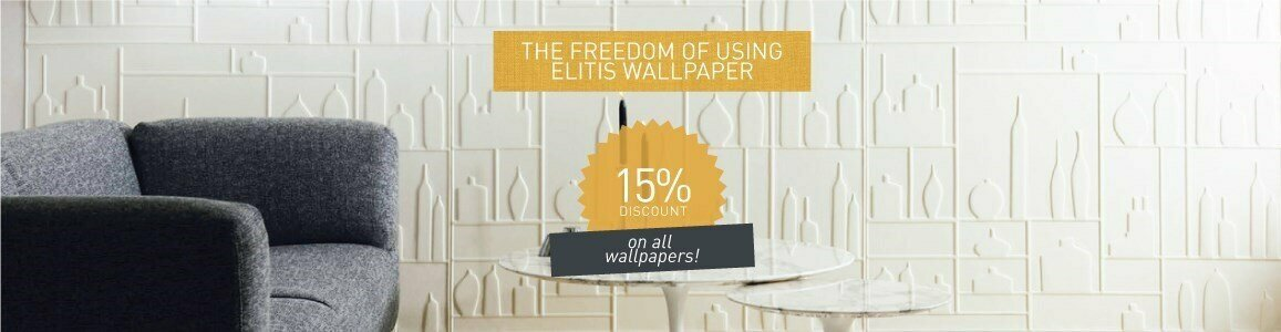 a liberdade usar papel parede em casa en