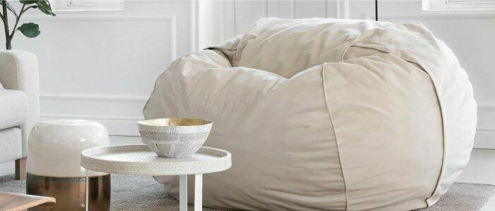 vetsak puff beanbag large indoor