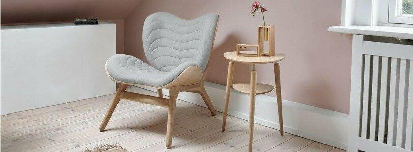 a conversation piece armchair