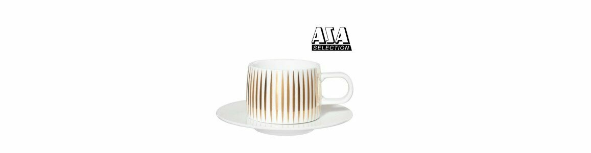 asa selection gold tres or tresor chavenas caneca en