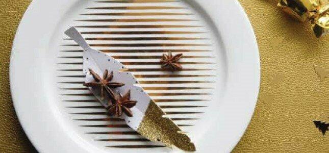 asa selection gold tres or tresor dessert plate en
