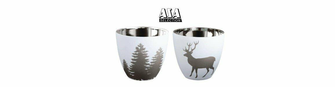 asa selection lantern fir trees deer en