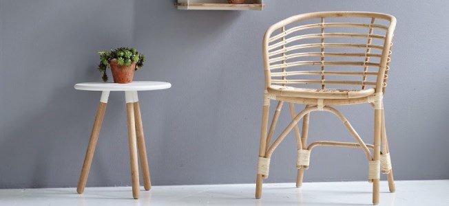 blend cadeira bracos cane line
