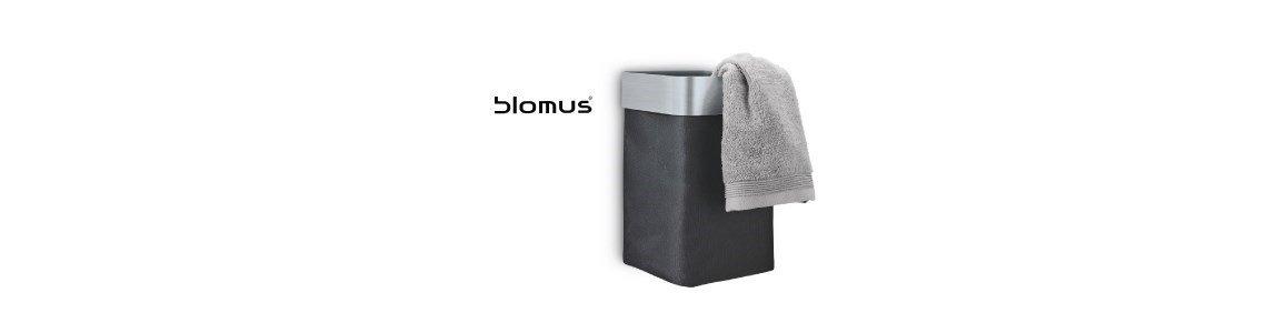 blomus nexio guest towel basket